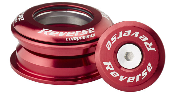 Reverse Twister Semi-Integrated red